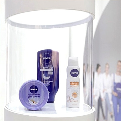 BEIERSDORF TRAINEE TRADE STAND