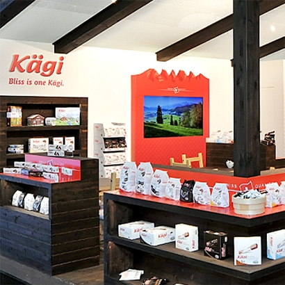 KÄGI AT THE ISM FOOD TRADE FAIR