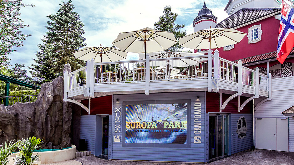 Camp David – Europapark Rust
