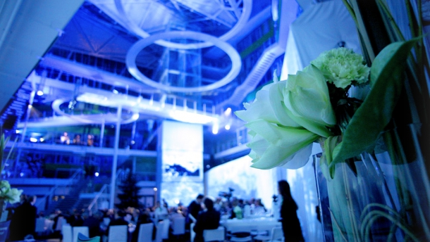 "UNILEVER EVENT ""WELCOME GREEN CAPITOL"""