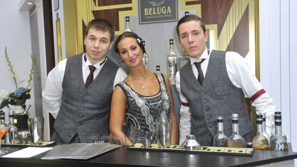 Beluga Vodka brandworld BCB